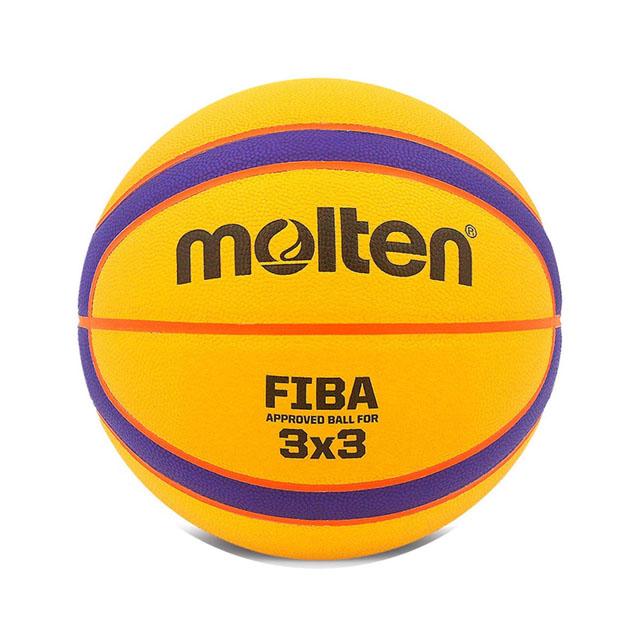 BALON DE BASQUETBOL MOLTEN 3X3 FIBA HULE ENTRENAMIENTO
