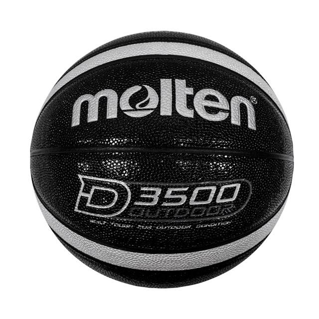 BALON DE BASQUETBOL MOLTEN D3500 OUTDOOR COMPETENCIA NE...