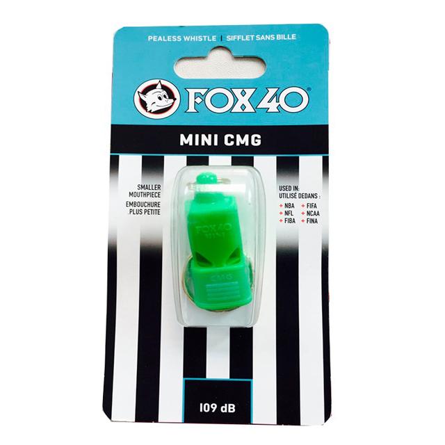 SILBATO FOX 40 MINI CMG VERDE